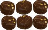 Пирожное У Палыча Меренги шоколадные 180г