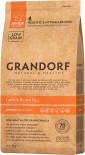Сухой корм для собак Grandorf Adult junior Ягненок с рисом 12кг