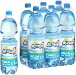 Вода Агуша для детей негазированная 1.5л