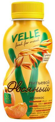 Продукт овсяный питьевой Velle Абрикос 250мл