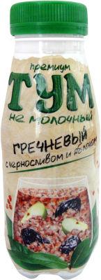 Продукт растительный питьевой Тум Гречневый с черносливом и яблоком 250г