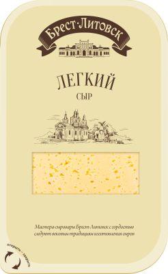 Сыр Брест-Литовск Легкий 35% 150г
