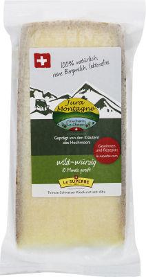 Сыр LeSuperbe Жура Монтань 52% 200г