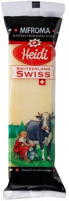 Сыр Heidi Switzerland Swiss 46% 170г