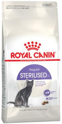 Сухой корм для кошек Royal Canin Sterilised 37 Птица 2кг