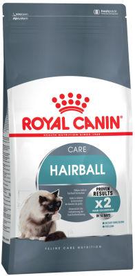 Сухой корм для кошек Royal Canin Hairball Care 34 Птица 2кг